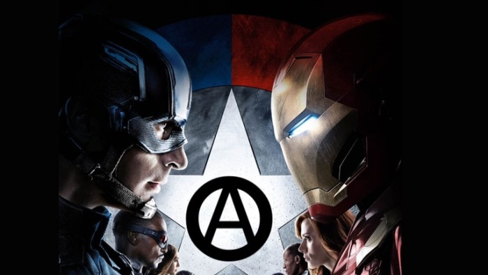 A Social Anarchist Take on Captain America: Civil War